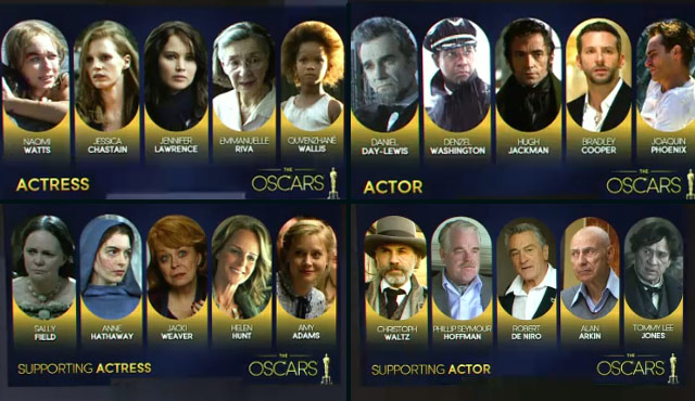 Image Result For Actors In Best Movie Nominess